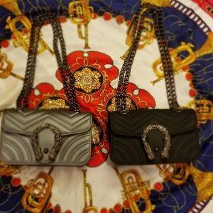 Handbags - Mini Statement Crossbag